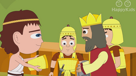 Episode-62-David's Courage-Bible Stories for Kids