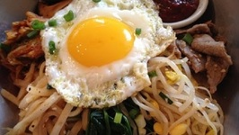TBT Korean Mixed Rice Bibimbap