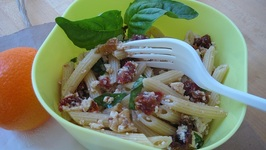 Brown Bag Blues? Try this Quick and Easy Pasta Dish