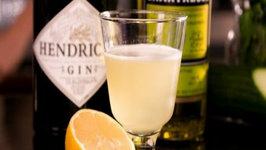 Alaska Sour Cocktail
