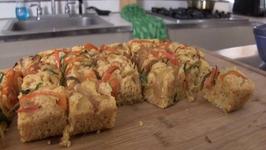 Cornbread - Cooking with The Vegan Zombie