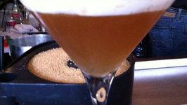 Mixology: Autumn Martini