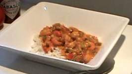 Crawfish Etouffee - A Louisiana Classic