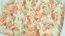 How To Make Easy Cole Slaw