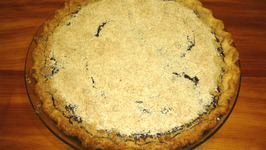 Molasses Pie Part 1  - Preparation of the Pie Crust