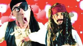 MOCKSTARS Jack Sparrow's RAP featuring NicePeter