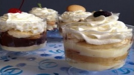 TBT Banana Cream Parfaits