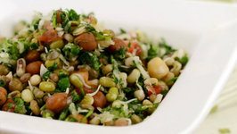 Mixed Sprouts Salad (Diabetic) by Tarla Dalal
