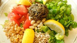 Burmese Tea Leaf Salad (Laphet Thote)