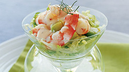 Calypso Prawn Cocktail Salad