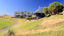 Golf in the Mornington Peninsula at The Dunes Golf Links Victoria