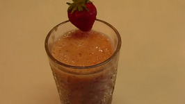 Frothy Healthy Fruit Smoothie