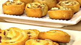 Appetizer Recipes: How to Make Mediterranean Pinwheel Appetizers
