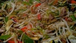 Low Carb Oriental Stir Fry