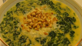 Betty's Parmesan Creamed Spinach -- Mother's Day