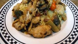 Italian Food Recipes: Cosce Di Rana Piccata: Frog Legs Piccata