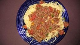 Spaghetti Bolognese - Original
