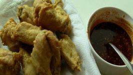 Pan Asian: Korean Fried Chicken Wings