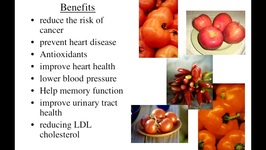 The Benefits Of Different Colored Fruits and Vegetables