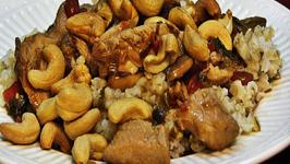 Lynn's Cashew Chicken