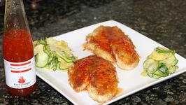 Panko Tilapia With Sweet Chilli Sauce