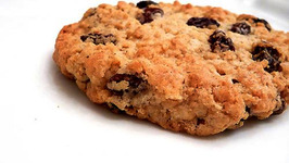 Raisin Sour Cream Cookies