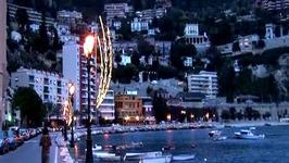 Villefranche to Monaco