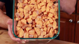 Spicy Yams Recipe - A Healthy Way to Cook with Coconut Oil
