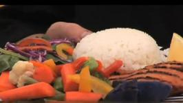 Veggies for the Week and Miso Yaki Salmon