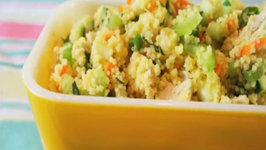 One-Dish Speedy Couscous