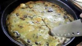 King Parrot Omelette