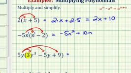 Ex:  Multiplying Using the Distributive Property