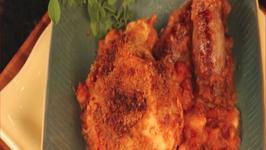 Chicken and Sausage Casserole