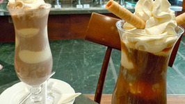 Iced Viennese Coffee