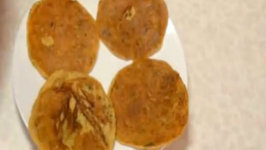 Jowar Methi Pudla or Dhebra - Milo or Sorghum Pancakes - Gluten Free