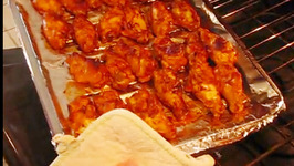 Hot And Zesty Chicken Wings