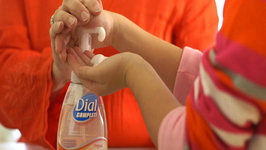 Moms! How to Wash Your Hands and Prevent Infection
