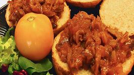 Betty's Bold Barbecued Beef Sandwich