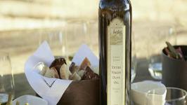 Video Tasting Note: 2012 Jordan Winery's Estate Extra Virgin Olive Oil
