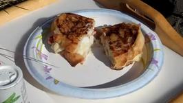 Outdoor Cast Iron Humboldt Dungeness Crab Melt