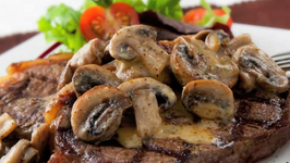 Italian Mushroom and Steak Ragout