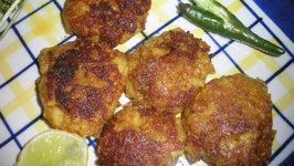 Homemade Aloo Tikki