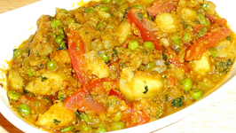 Aloo Mattar Curry