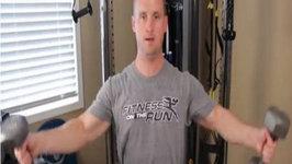 Dumbbell Shoulder Sequence  Best Shoulder Exercises