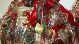 Tips to Make Your Own Gourmet Christmas Gift Baskets by Samina ...