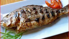 Inihaw na Isda - Filipino Grilled Fish
