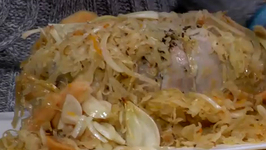 Crock Pot Pork and Sauerkraut