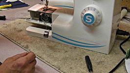 Fixing Thread Gathering On Bottom - Signer Oscillator Adjusting Bottom / Bobbin Tension
