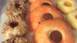 Betty's Thumbprint Cookies