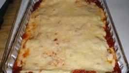 Vegetable and Tofu Lasagne